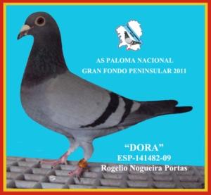 As Paloma Nac. Gran Fondo Peninsular 2011