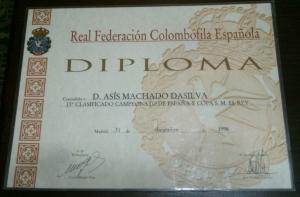 13º Campeonato España y Copa S.M. El Rey 1998